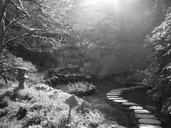 the japanese garden by CalamityJane929