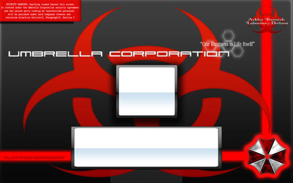 Umbrella Corporation Theme Software Downloads