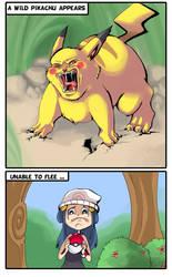 Joys of a Pokemon Trainer by kangel