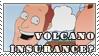 Volcano Insurance by kangel