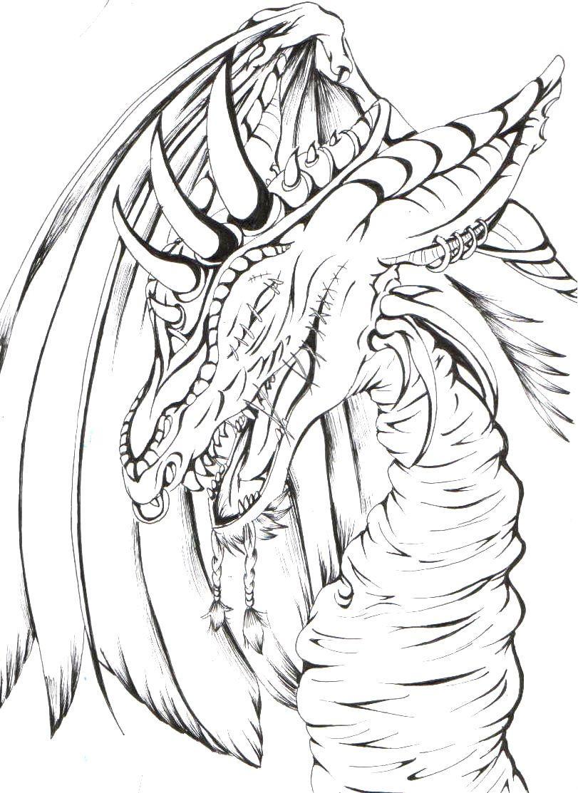 Dragon one by kangel