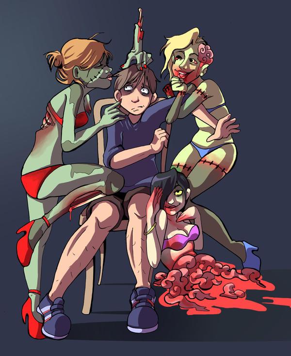 Zombie Harem