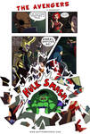 The Avengers - A Summary