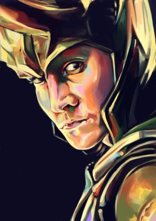 Loki by kangel