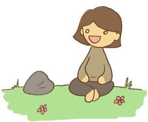 Pet Rock by kangel