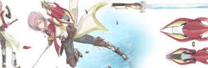 FFXIII: Lightning Returns - Customization Contest by Limitless-Skye