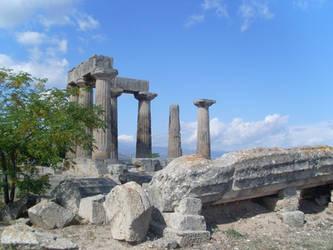 Greece 2010 Corinth by Iris-Yukimihime