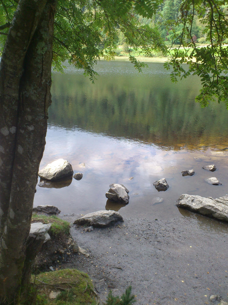 Upper Lake - Ireland 2014 by Iris-Yukimihime