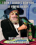 The Most Interesting Pirate