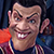 Robbie Rotten Caricature Icon
