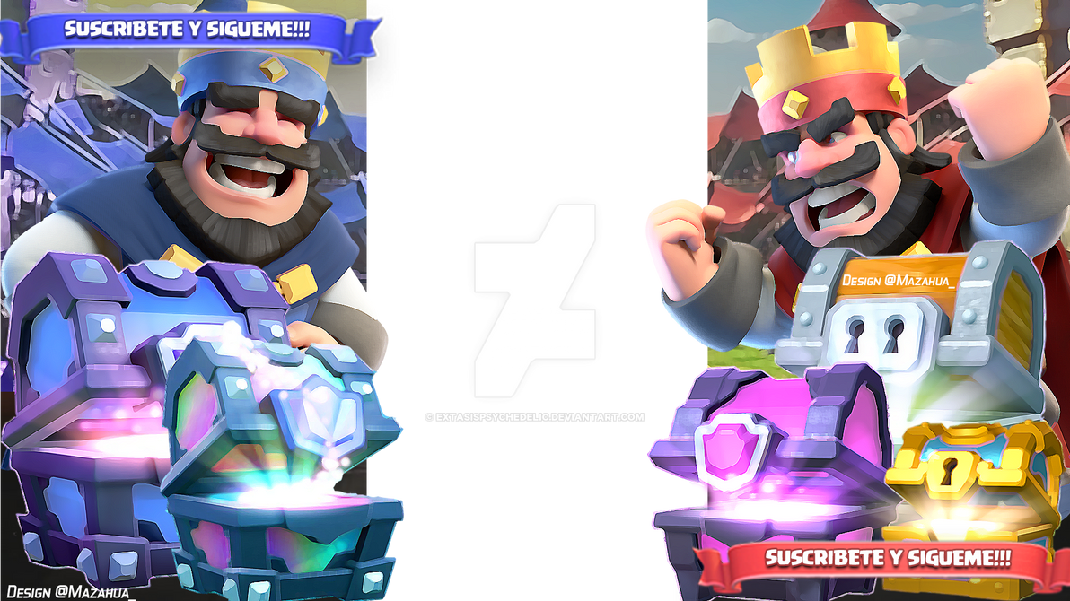 Overlay Clash Royale By At Mazahua By Extasispsychedelic On Deviantart