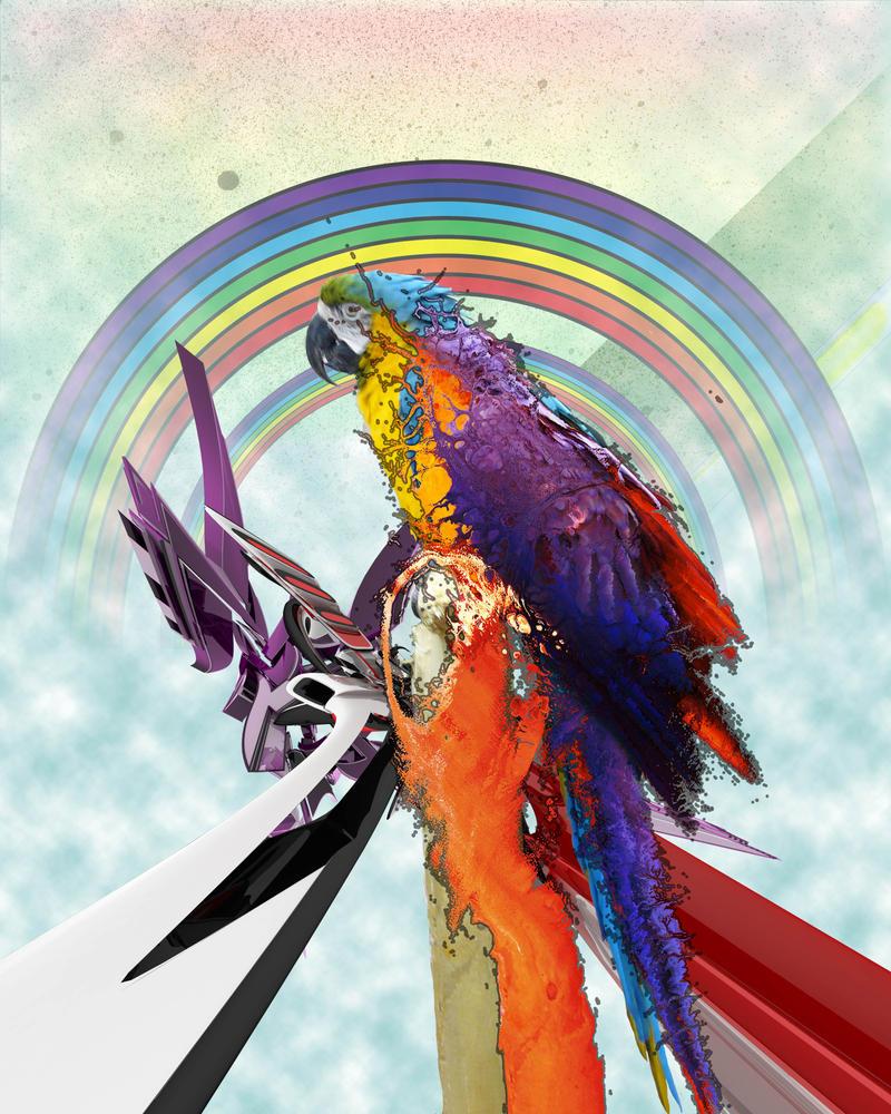 Rainbow Warrior By Quipith On DeviantART