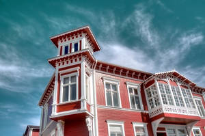 Shipowners old house by Quipith