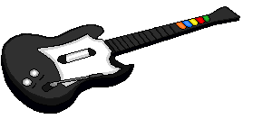 Guitar Hero :D by Bluee-Chan