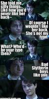 Slytherin Bad Boys