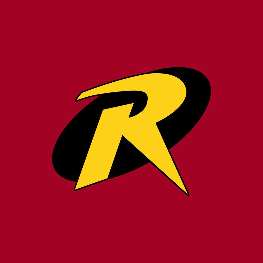 Robin Superhero Logo Robin by AnnikaClariss...