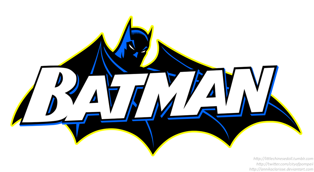 Batman Logo by AnnikaClarisse on DeviantArt