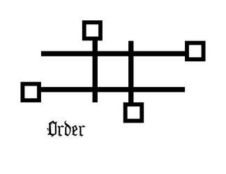Order (Minimalism) by PlagueJester
