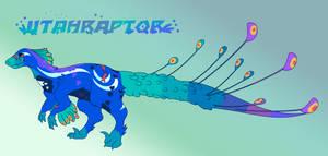 Utahraptor 2