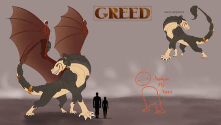 Greed Big Man