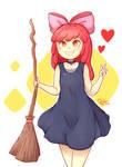 Apple Broom