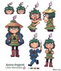 Ayana Anggrek