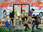 Thanksgiving 2018 by AndroidSkeleton
