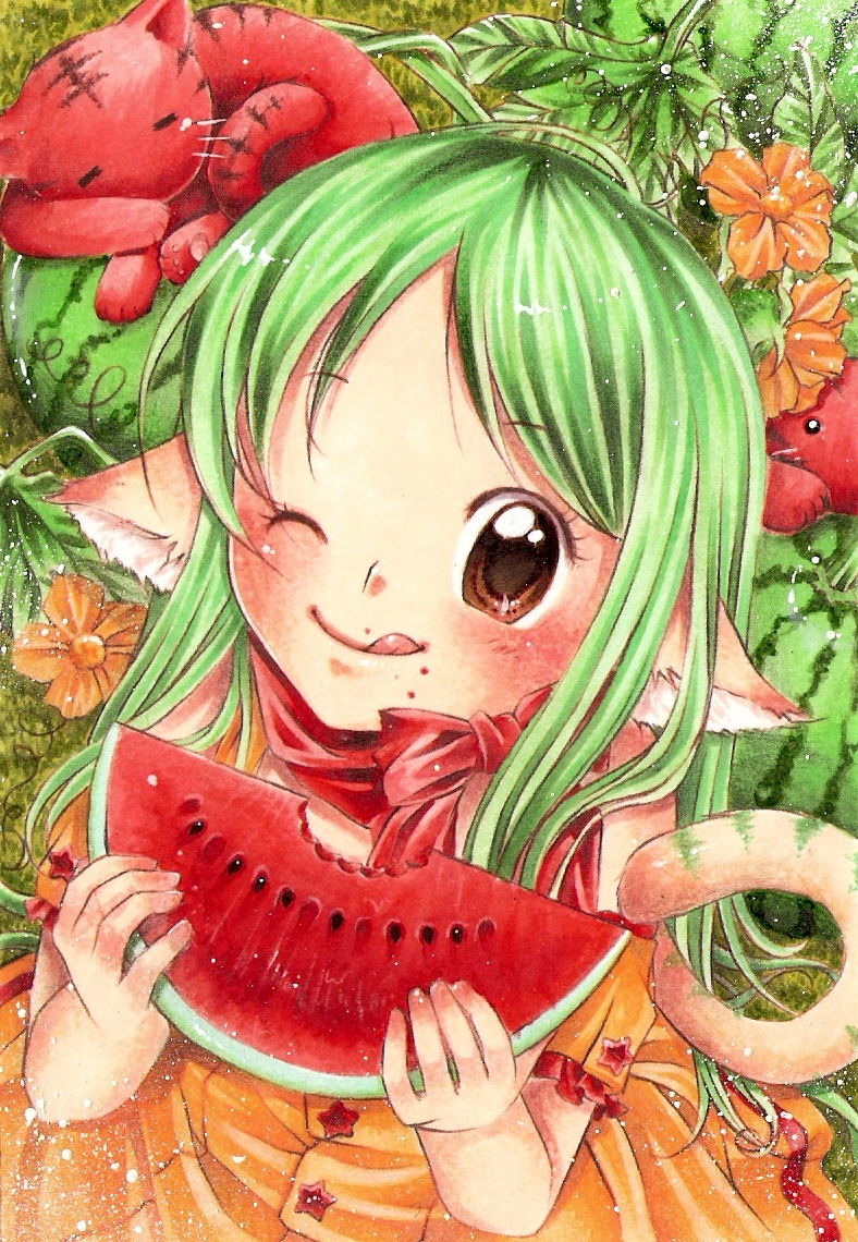 melons... by Akino-K