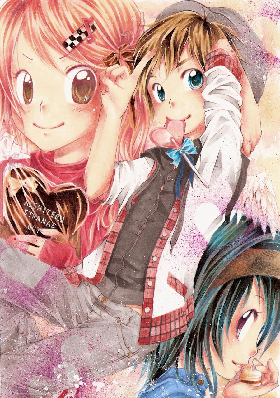 Happy V-Day by Akino-K