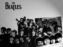 The Beatles by five-oh-five