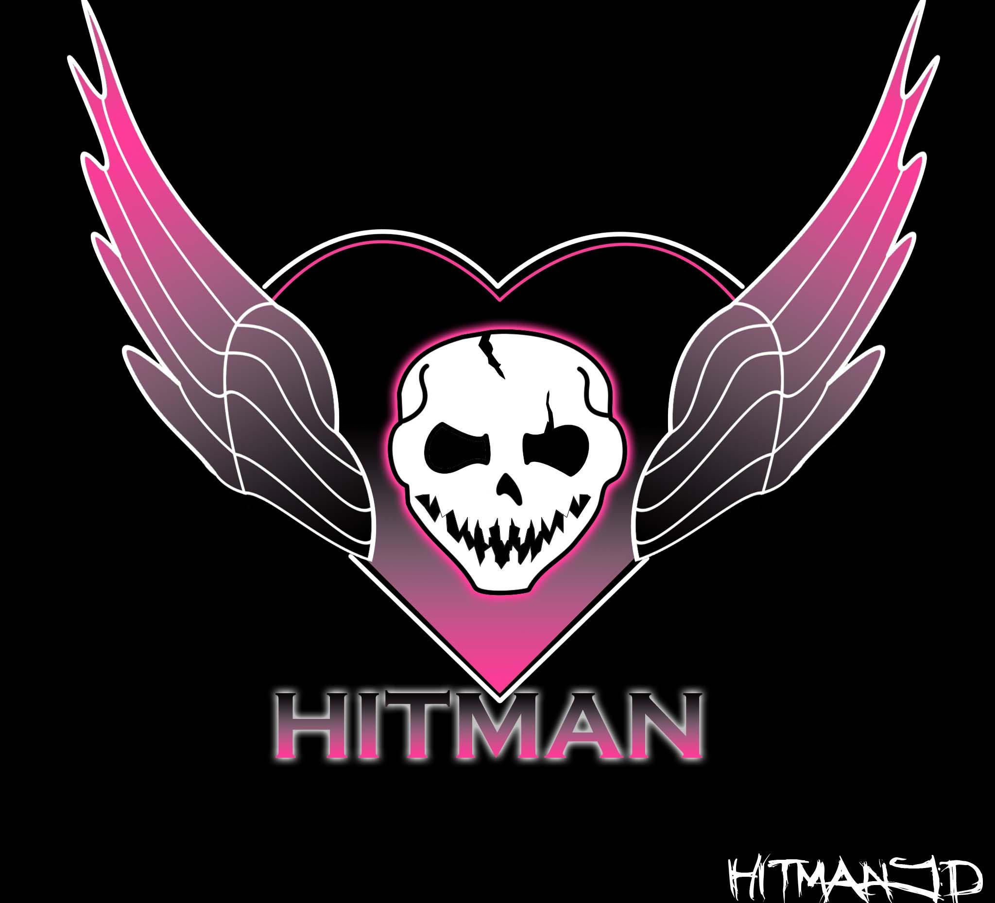 Bret Hitman Hart Logo by hitmanjd