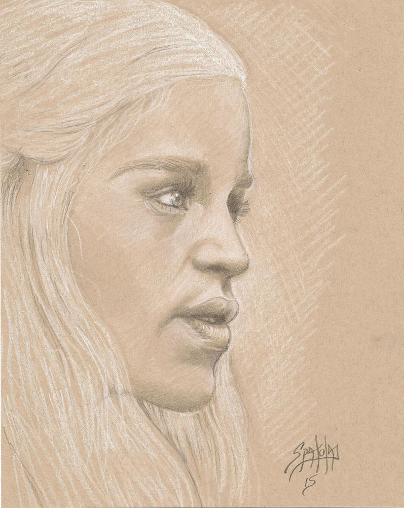 Mother of Dragons by PaulSpatola