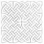 Ornate Knot Layout