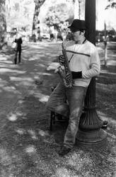 Playing In Chippewa Square