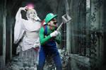 Luigi's Mansion 2 by Chocosplay