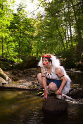 Mononoke Hime by Chocosplay