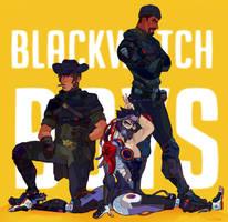 Blackwatch boys by quintilli0n