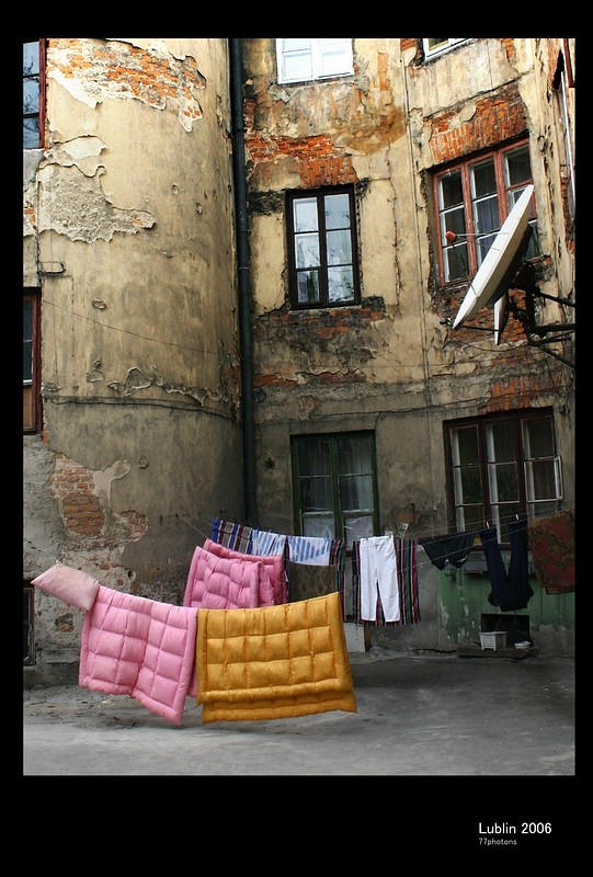 Lublin scene one by 77photons