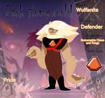 Wulfanite | DarkHomeWorld