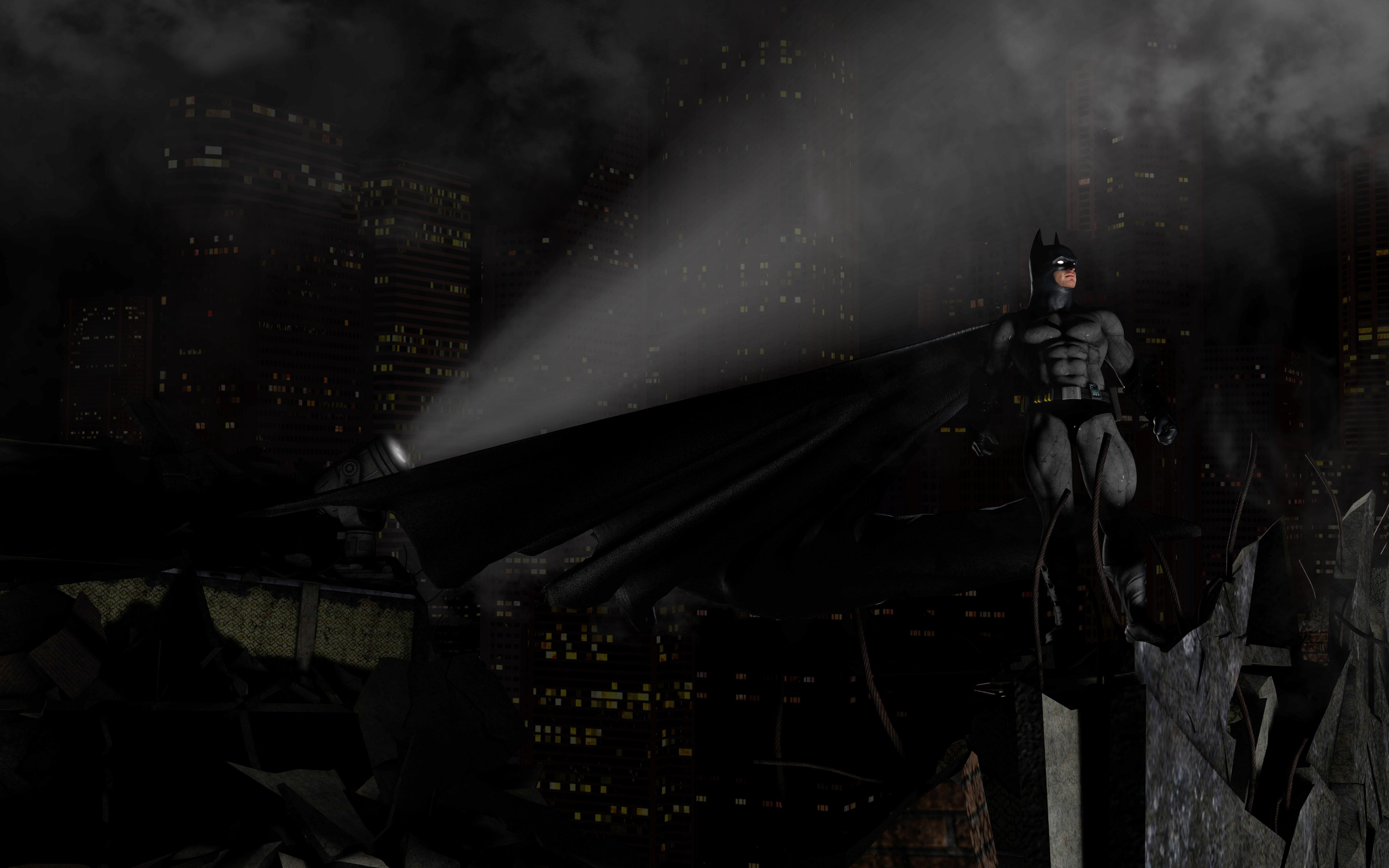 The Bat 20 By Zosco On Deviantart
