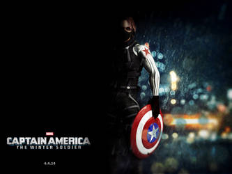 Winter Soldier - Bucky by zosco