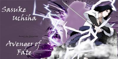 Commisioned Sig- Sasuke