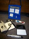 Items in a TARDIS Purse