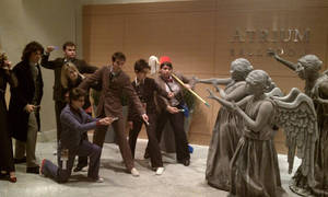 Doctor Who at DragonCon 2010 by EmilyScissorhands