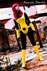 Pixie of the X-Men by EmilyScissorhands