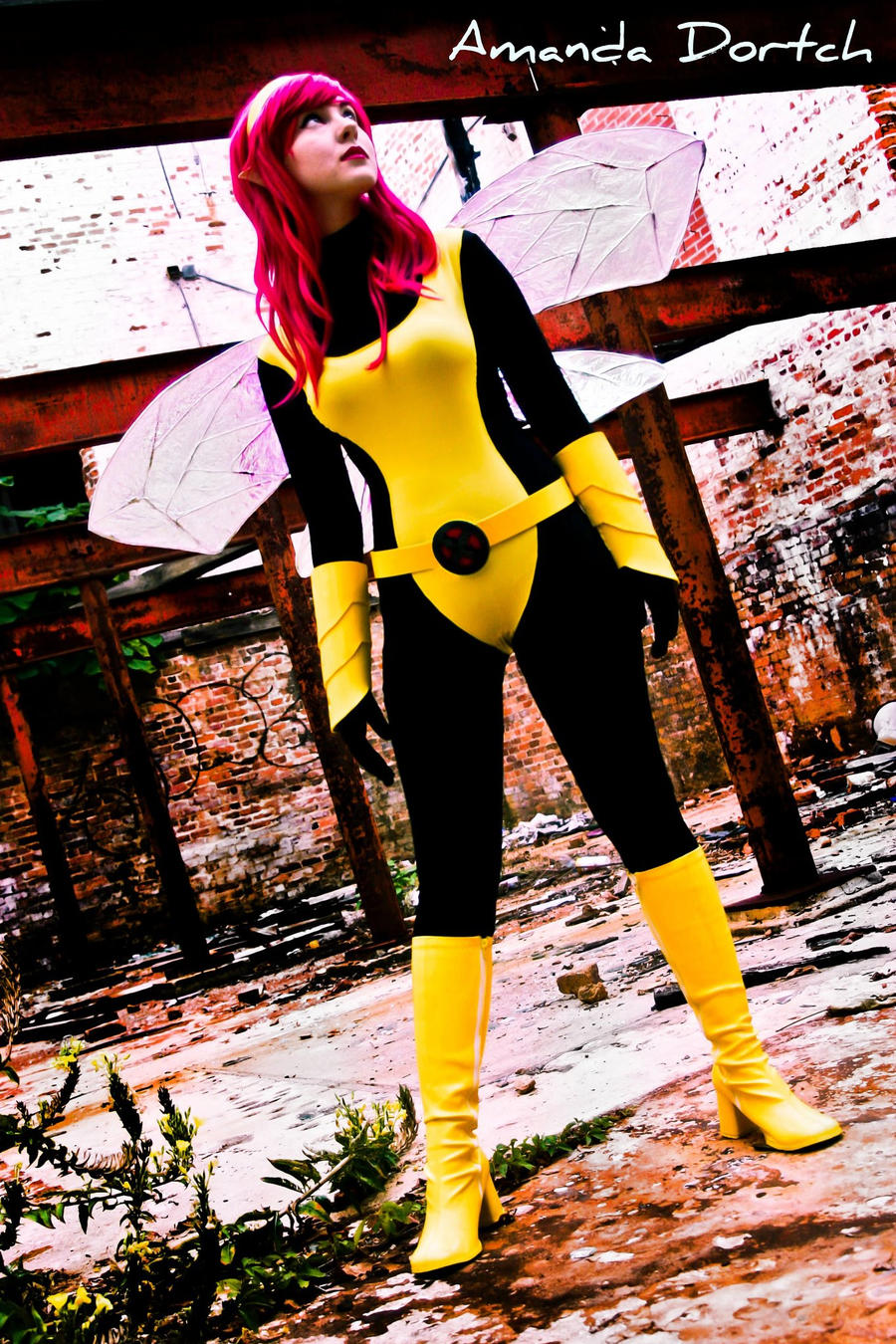 Pixie of the X-Men by EmilyScissorhands