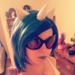 Vinyl Scratch Cosplay Preview