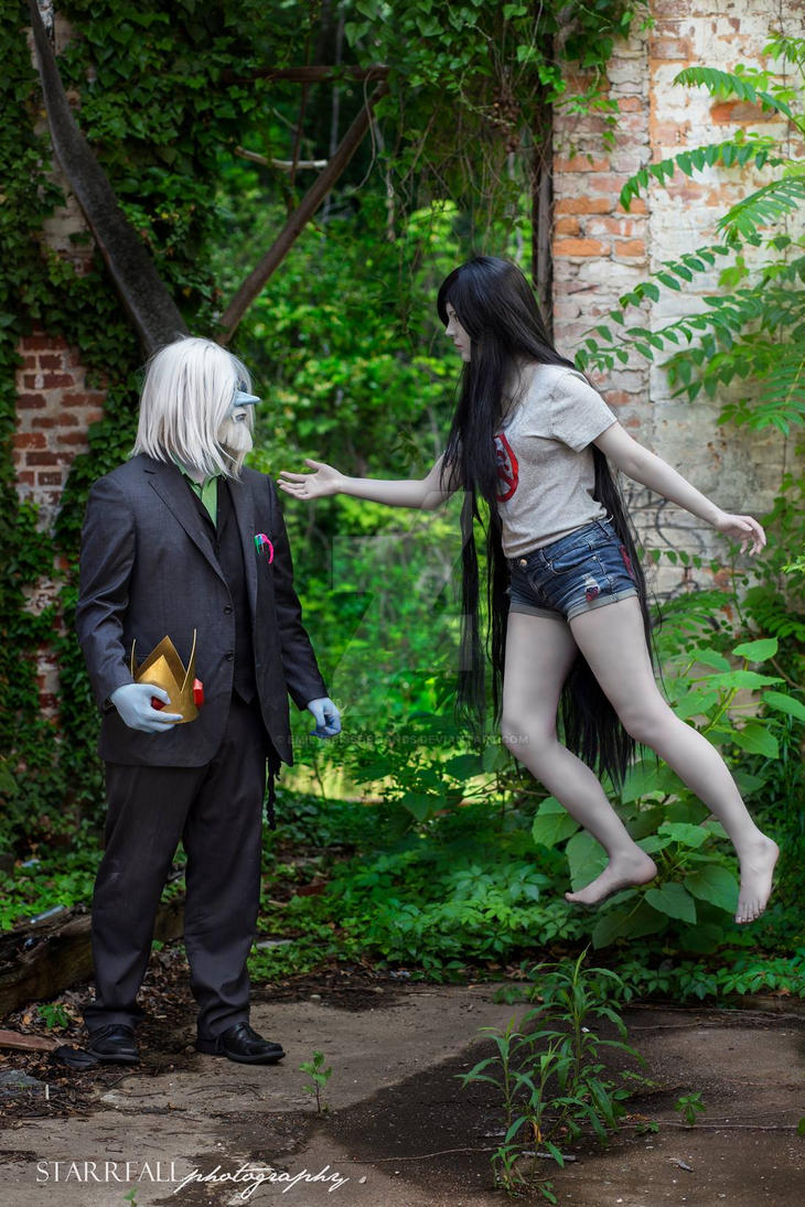 Simon and Marcy: I Remember You by EmilyScissorhands