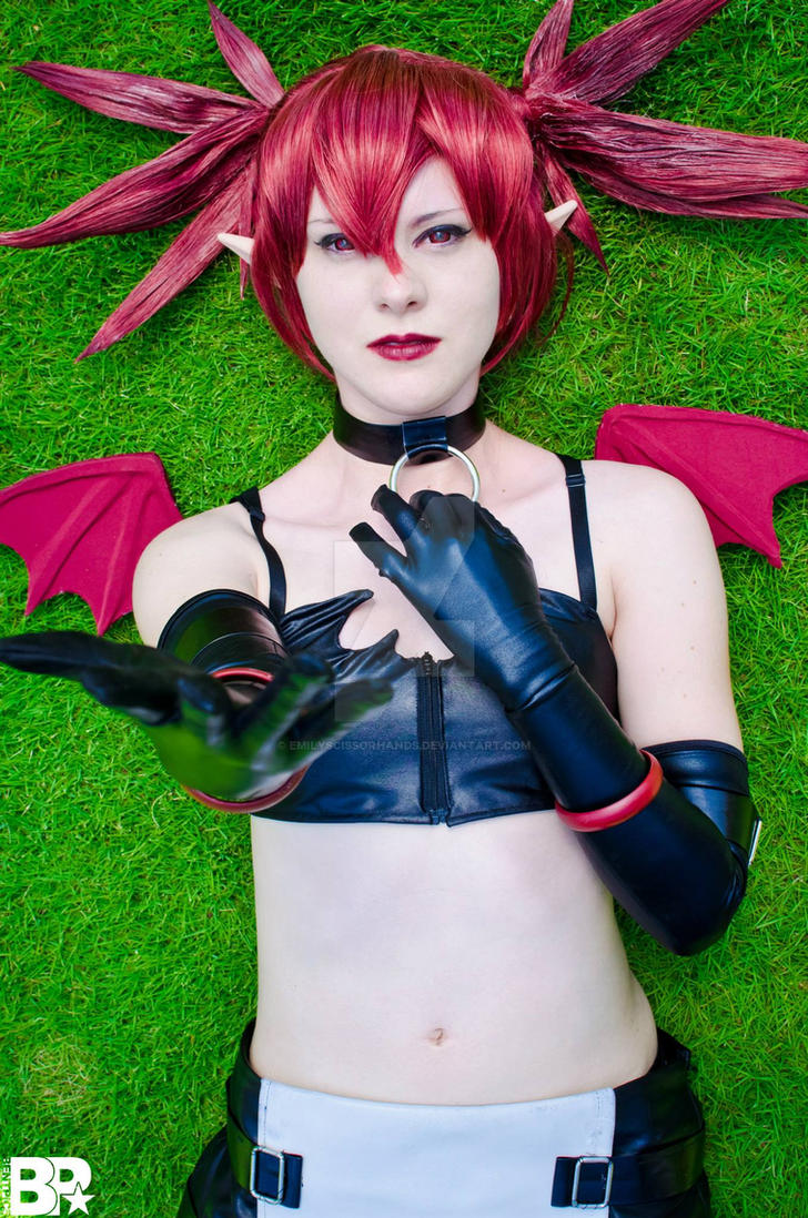 Etna Cosplay by EmilyScissorhands