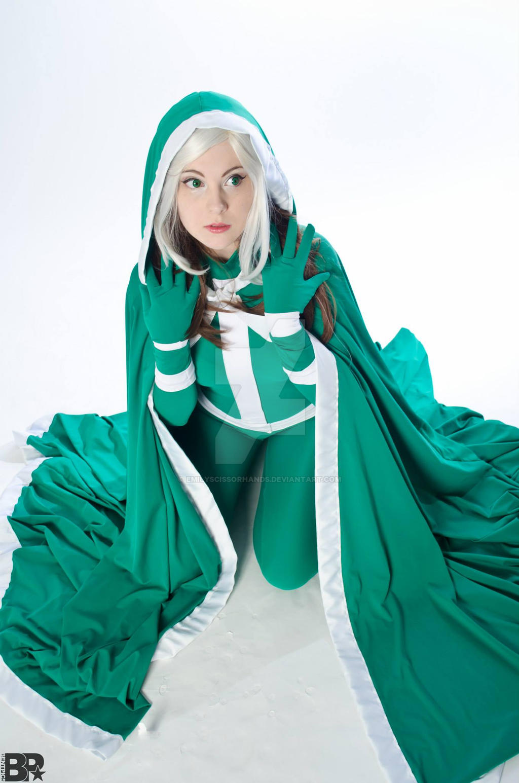 Rogue Of The X Men Cosplay By Emilyscissorhands On Deviantart